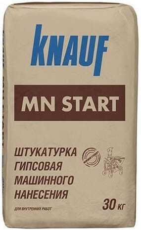 Штукатурка KNAUF MN Start