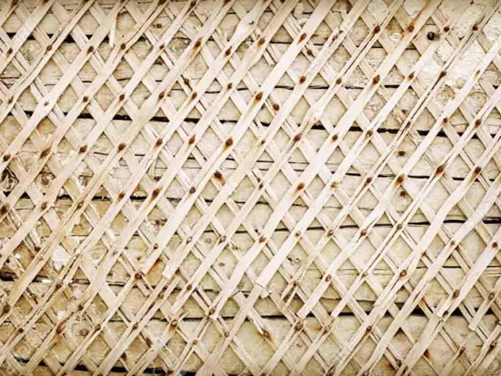 Штукатурка деревяных стен